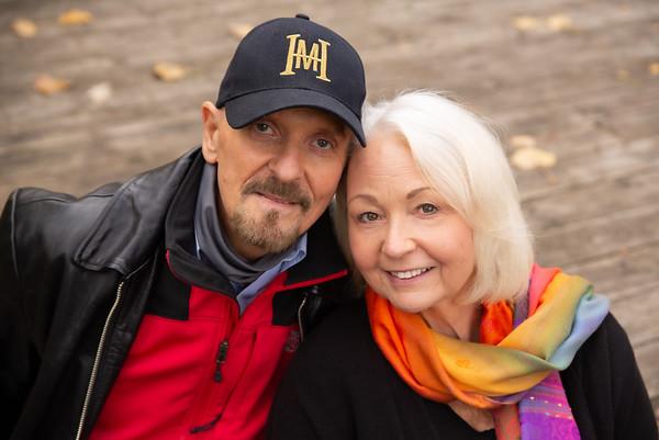 Linda + Michael