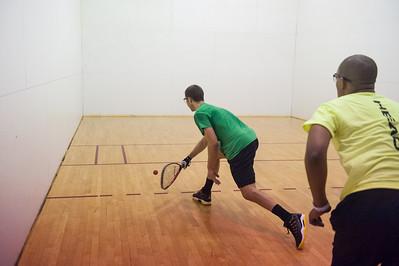 Men's Singles Open 16's Nicholas Czatt over Kamyron Meeks