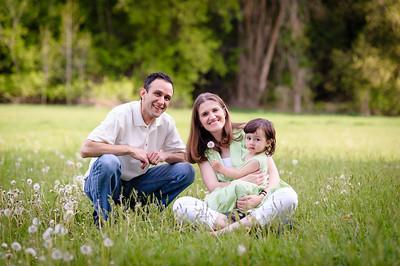 Family: Amy & David