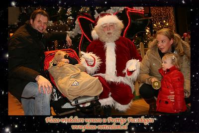Plaza Rotterdam, Zaterdag 20 december