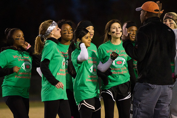 2012 Ashbrook Powderpuff Game 11/1/12