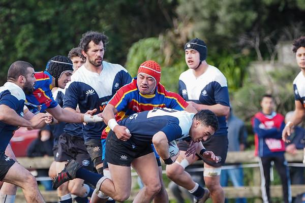 Jubilee Cup Round 1: Tawa (27) v Petone (7)