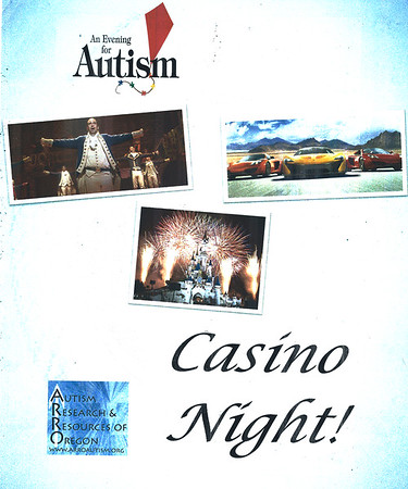 An Evening for Autism 2016