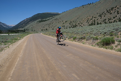 Colorado Trail, Waterton Canyon To Buena Vista