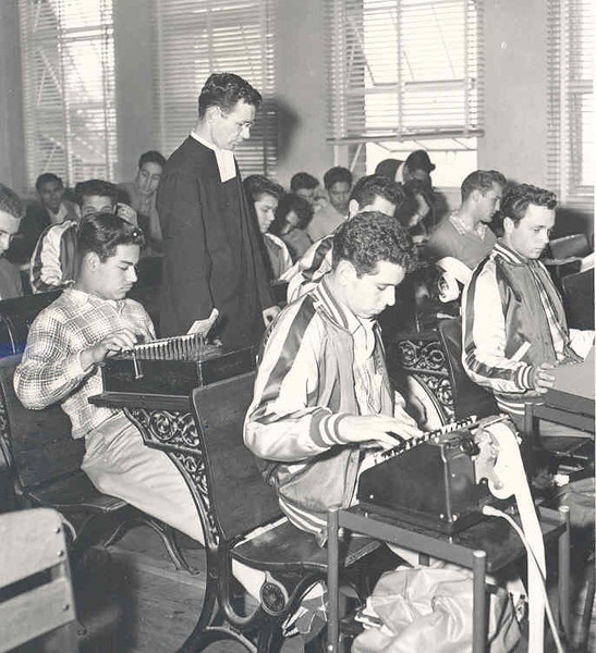 1957, Business Machines Class