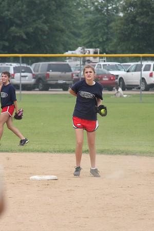 girls 12/under state softball tournament 09