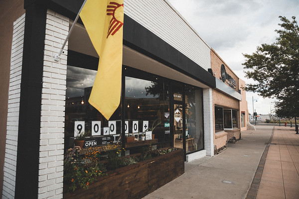 Organ Mountain Outfitters - Storefront