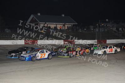 "Mid American Stock Car Series ""Oktoberfest 40"" & Shoot-Out"