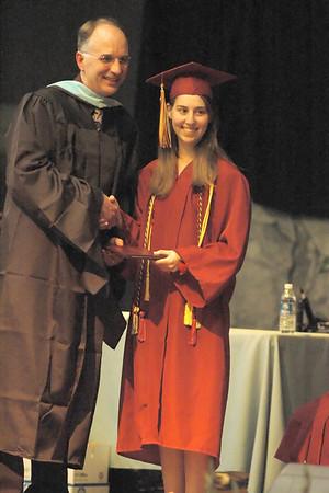 Charlottes Graduation