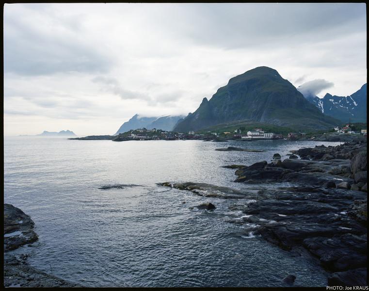 Rocky Shores, Lofoten
