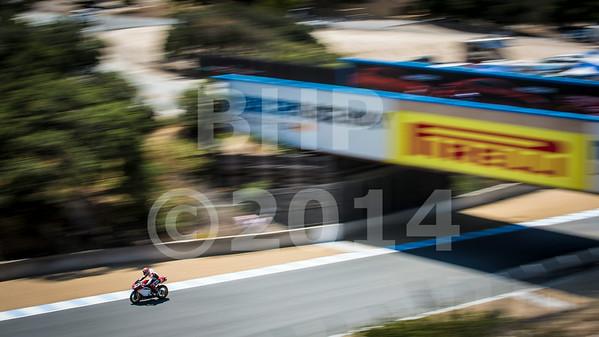 2014 eni FIM World Superbike at Mazda Raceway Laguna Seca Update
