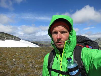 Norgevandring 2013