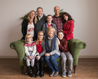 Thorson Extended Family 2016