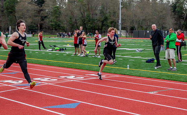 Track events Set four: Track and Field Nisqually meet 2, 03/27/2019