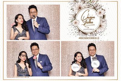 Chiajen & Yishan's Wedding