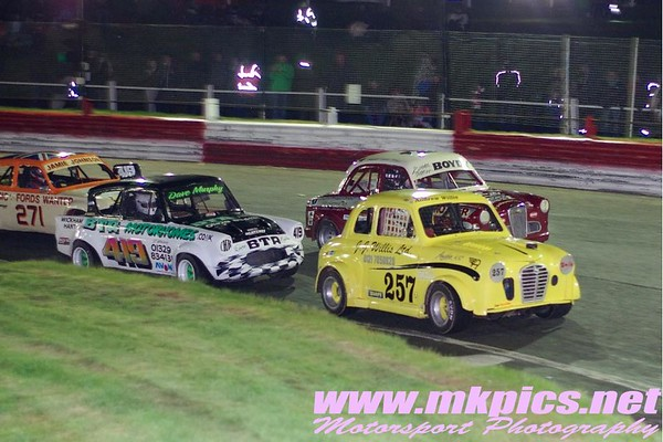 Classic Hot Rods, Hednesford, 6 November 2016