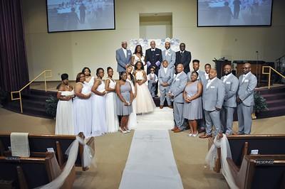 EG & Wendy Wedding Day July 20, 2019