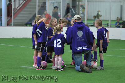 December 12, 2012 - Purple Panthers