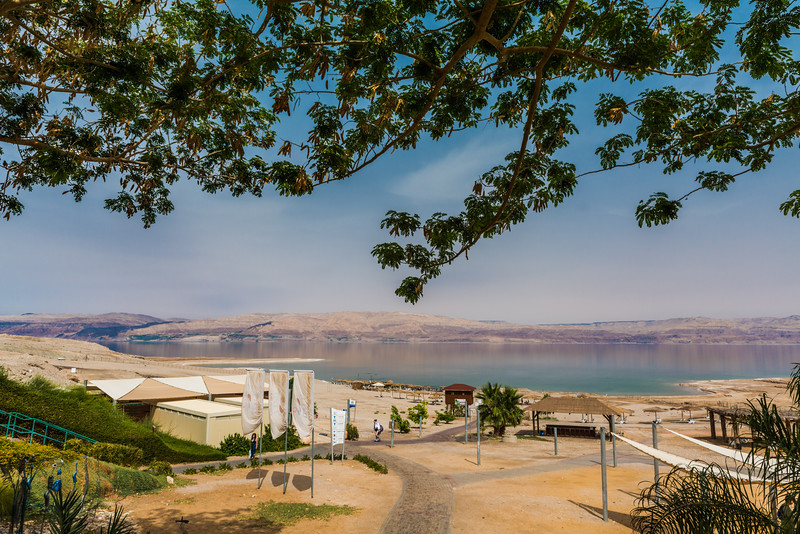 Spa by the Dead Sea