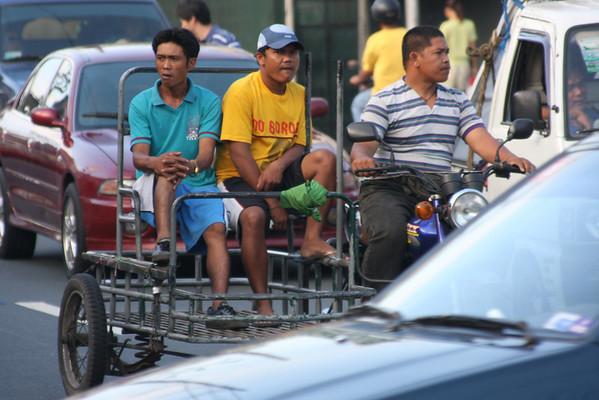 Exploring the Streets of Manila & Suburbs - 2 Mar 2009