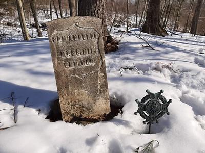 Samuel Mereal  ( Merrill ) Grave