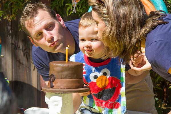 Parker Birthday