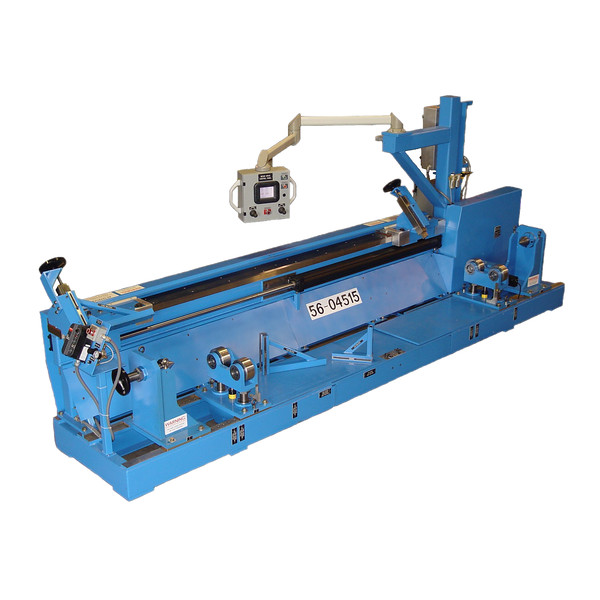 Rotor Slot Wedging Machine