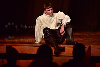 Scots College: Hamlet - Act V sc ii