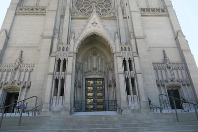 Grace Chapel  Front Door