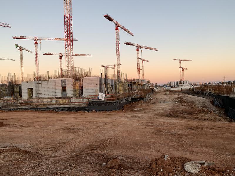 109 lot progress (building 18)