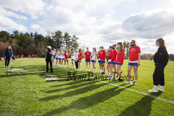 2021-5-11 WHS Girls Lacrosse vs Spaulding Sr Nt
