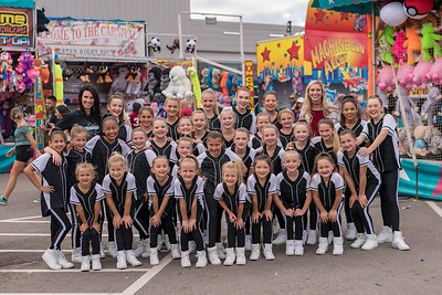 Fly Girls State Fair 2018