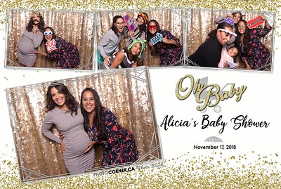 Alicia's Baby Shower - 11-17-2018