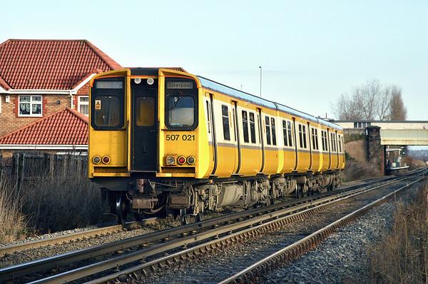 15th December 2004: Merseyrail