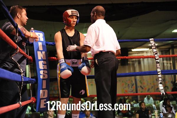 Charles Conwell (SABA) vs Austin Meese (New Philadelphia)  Bout # 11