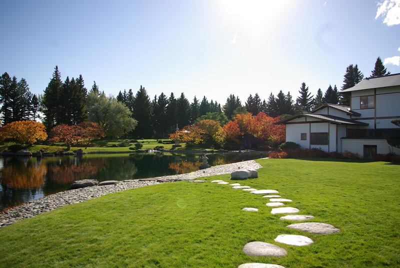 Nikka Yuko gardens
