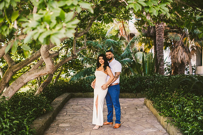 Vanessa + Joel - Engagement