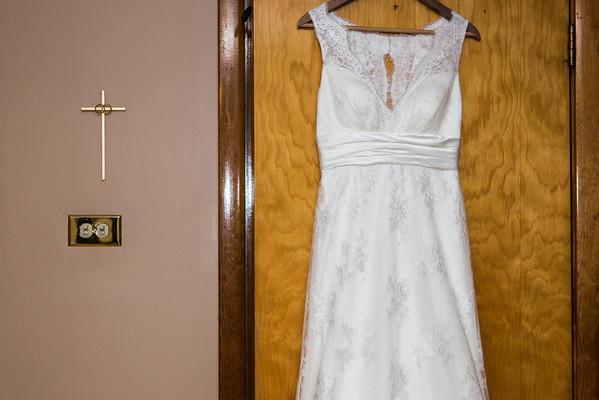 Andrew and Erica Wedding - Preparation