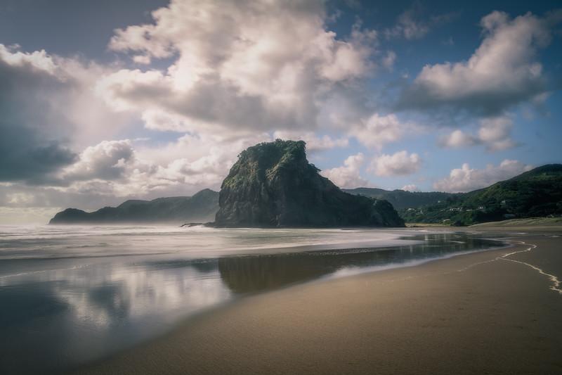 King of the Beach || Piha Beach