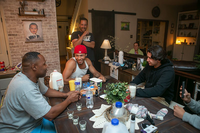 2021_06_23 Hanging out at the House