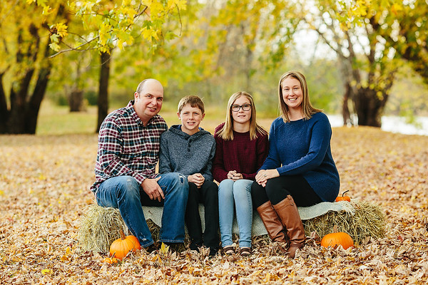 Fall Family Mini Sessions-The MacKays
