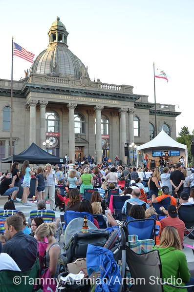 Music on the Square 2012