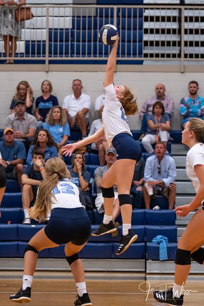 9-17-19 HVA vs Farragut Volleyball