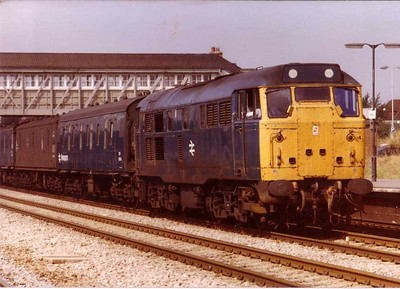 Railrover: 15-18 August 1983