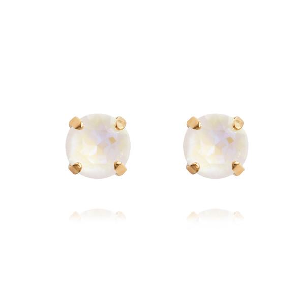 Classic Stud Earrings / Light DeLite