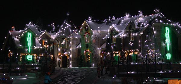 2013 Larsen Family Christmas Lights
