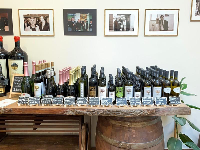 Zuffa Winery in Imola