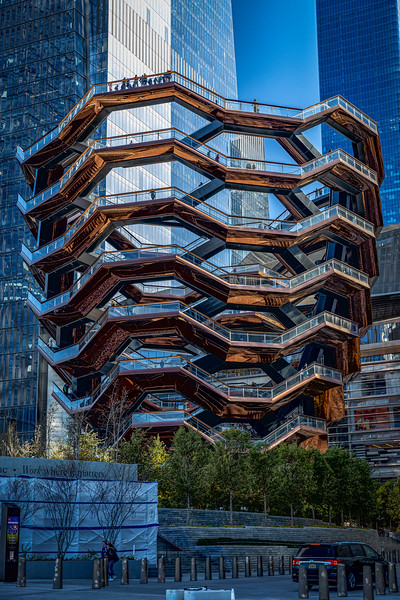 The Vessel, Hudson Yards