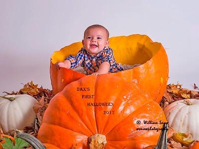 Dax's First Halloween
