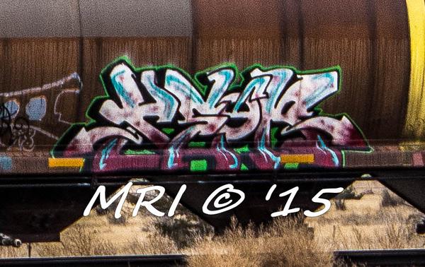 Writin' Trains '15